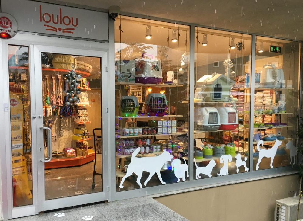 Loulou Pet Shop - Pet Kuaförü